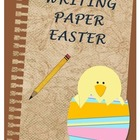 Writing Paper - Easter