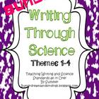 Writing Through Science Bundle (2nd grade common core)