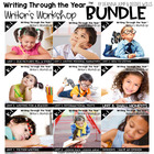 Writing Through the Year Bundle Complete Set 1-8 {Aligned