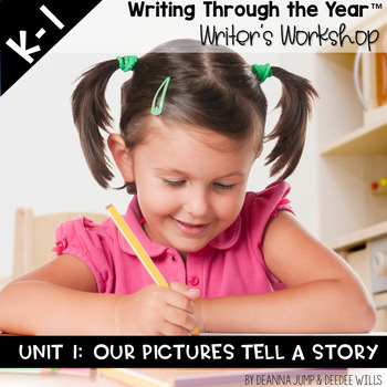 Writers Workshop : Writing Through the Year Unit 1 {Aligned with Common Core}
