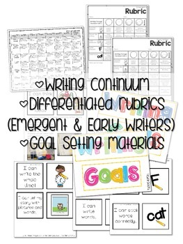 Writing Through the Year Unit 1 {Aligned with Common Core}