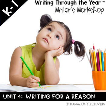 Writers Workshop :Writing Through the Year Unit 4  {Aligne