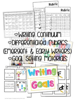 Writing Through the Year Unit 4  {Aligned with Common Core}