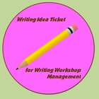 Writing Ticket for Writing Workshop Organization