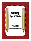 Writing Tips & Tidbits