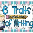 Writing Traits Strategy Bulletin Board Set and Posters