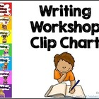 Writing Workshop Clip Chart