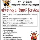 Writing a Book Review Independent Writing Project
