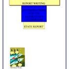 Writing a Research Report on a State with Accommodations