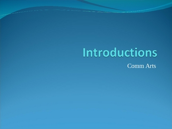 Writing an Introduction Step by Step