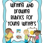 Writing and Drawing Rubrics for Young Writers