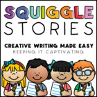 Writing and Drawing with Squiggle Stories