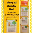 Writing and illustrating Chart