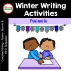 Winter Writing Activities {No Prep}