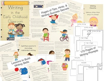 Writing to Read in the Early Years
