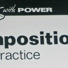 Writing with Power: Composition Skills Practice Grade 7