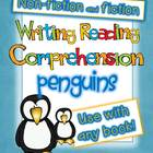 Writing/Reading Comprehension {All about PENGUINS}
