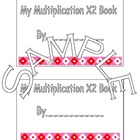 X2 Multiplication Book