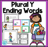 Y Words - Change y to ies or Just Add S?