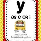 Y as &quot;e&quot; or &quot;i&quot;
