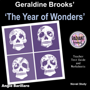 YEAR OF WONDERS- BROOKS - WORKSHEETS