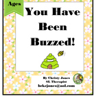 OPEN ENDED GAME- YOU HAVE BEEN BUZZED !