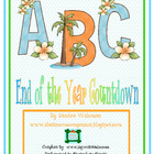 Year End Countdown Activities Freebie
