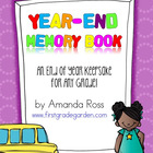 Year-End Memory Book {K-4 Keepsake}