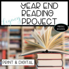 Year End Reading Legacy Project