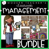Year Long Classroom Management Tools Growing Bundle