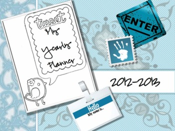 Year Long Planner for Students