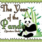 Year of the Panda Literature Folder