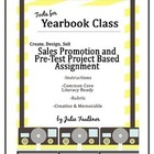 Yearbook Thematic Book Sales Creative Project