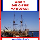 You Wouldn&#039;t Want Sail on the Mayflower! Pilgrims Reading 
