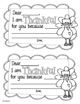 Your Teacher Is Thankful For You - Free Certificates