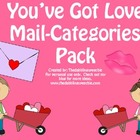 You&#039;ve Got Love Mail- Categories Pack