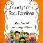 Yum!  Candy Corn Fact Families