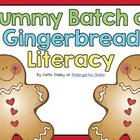 Yummy Batch of Gingerbread Literacy
