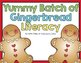 Yummy Batch of Gingerbread Literacy Centers
