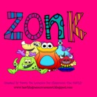 ZONK Monsters Review Game (SmartBoard)