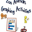 ZOO ANIMALS UNIT MATHGraphing Activities