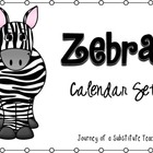 Zebra Math Wall Pack