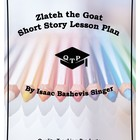 Zlateh the Goat Lesson Resources Isaac Singer Worksheets P