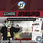 Zombie Apocalypse -- Exponential Function STEM Project / S