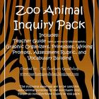 Zoo Animal Inquiry Pack