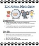 Zoo Animal Math Game - FREE