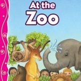 Zoo Animals Printable eBook & Audio Track