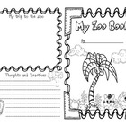 Zoo Book Freebie!
