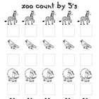 Zoo Count By 5's