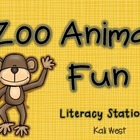 Zoo Literacy Activities-CC-Aligned